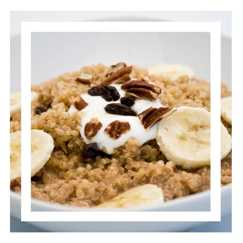 NOM Quinoa Porridge