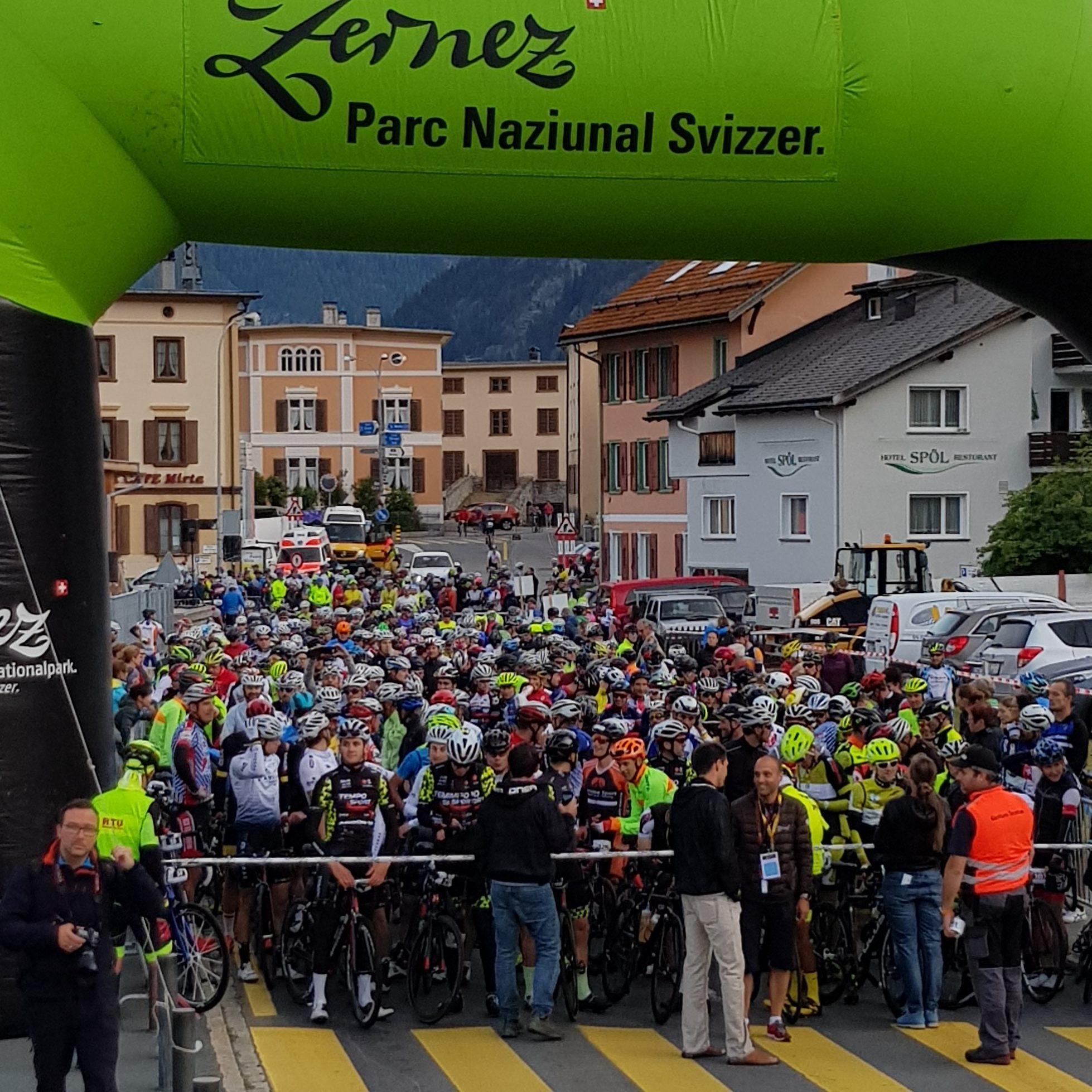 Traumhafte Kulisse, lange Strecke – 2nd Engadiner Radmarathon