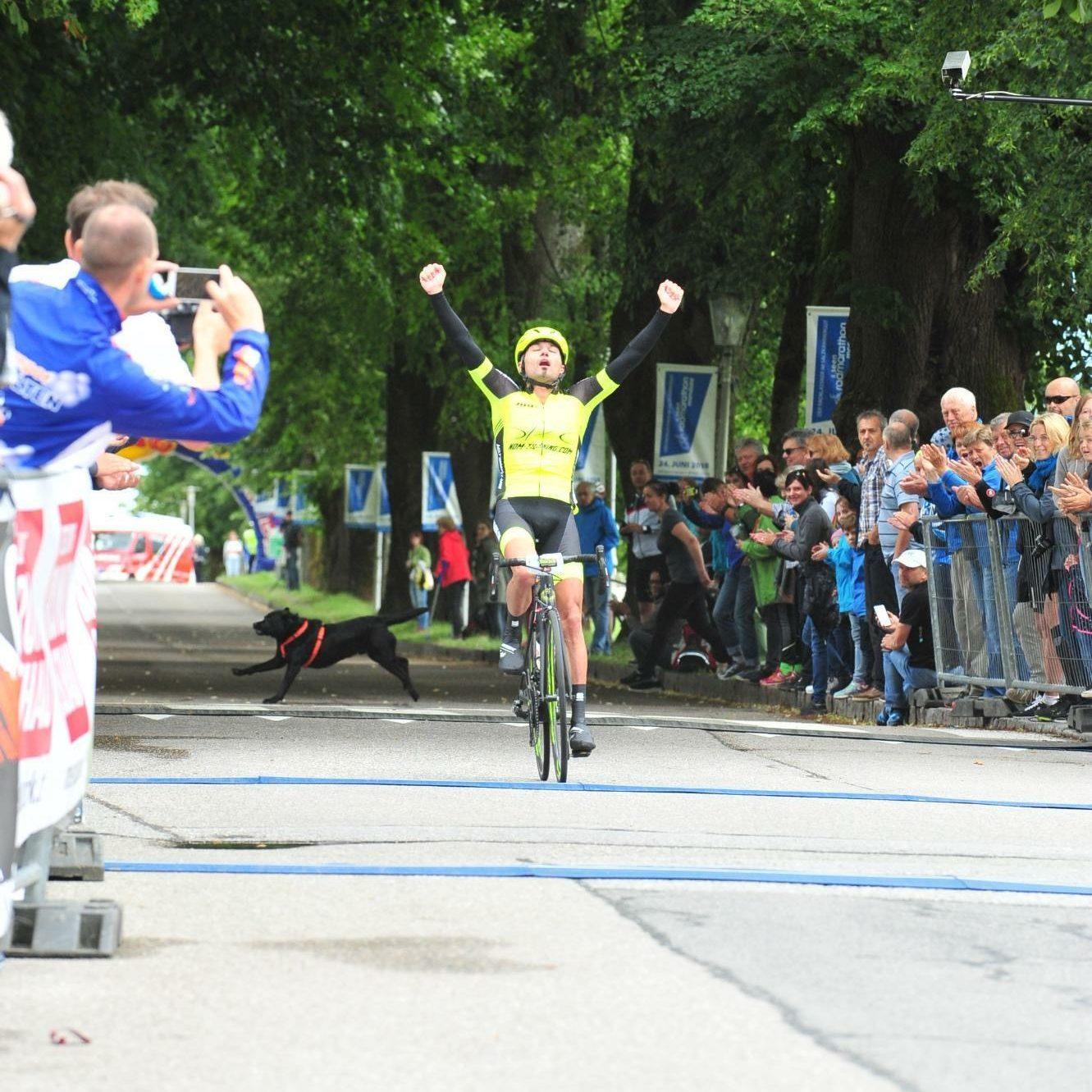 Damit hab ich wirklich nicht gerechnet – Sieg Mondsee 5 Seen Radmarathon