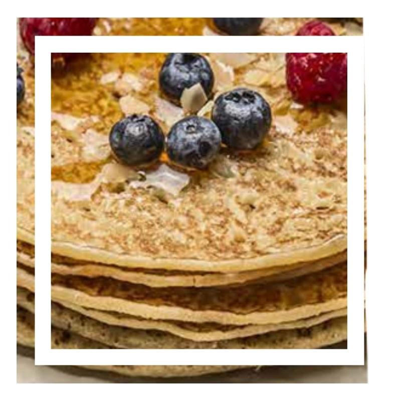 NOM Protein Pancakes