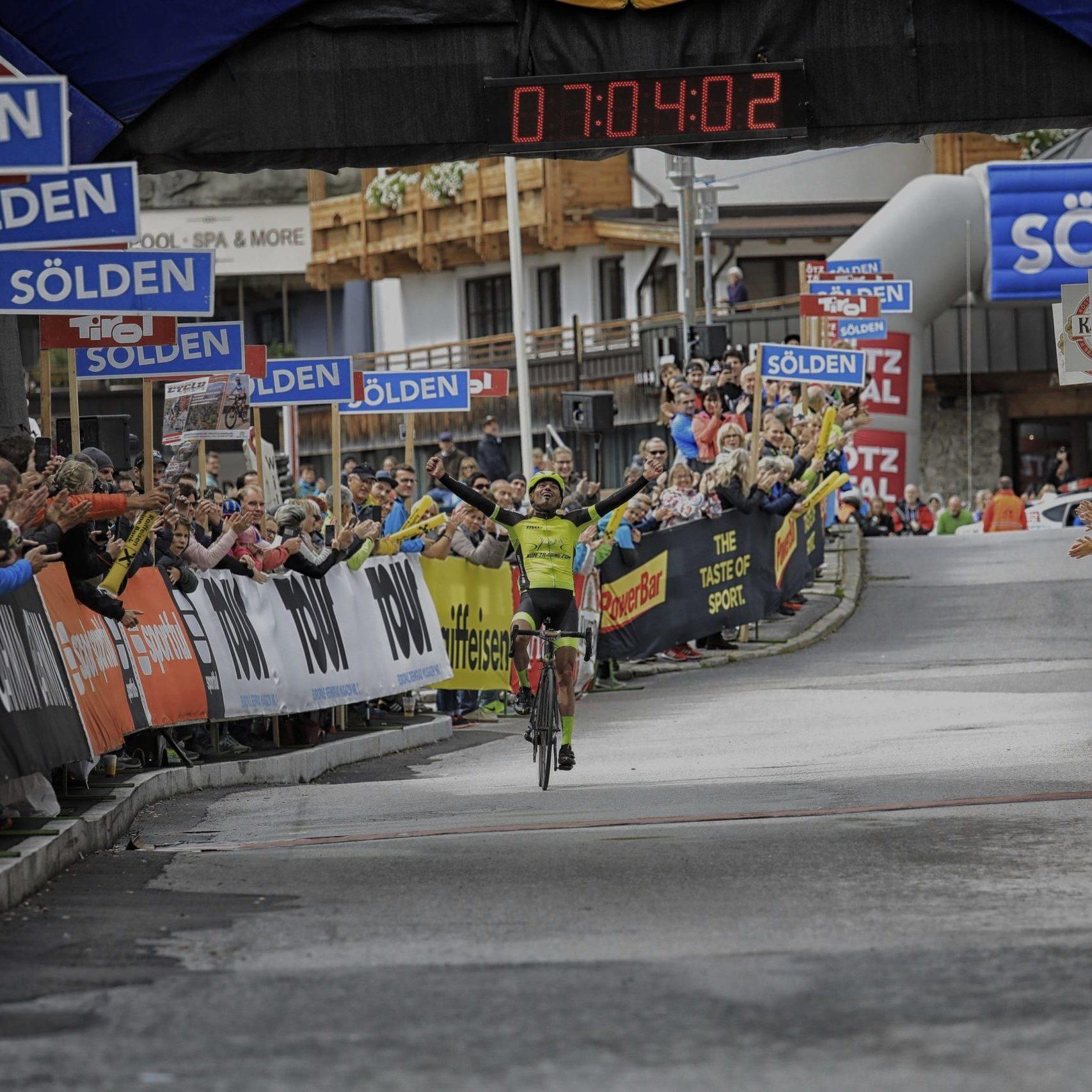 Ein Traum wird wahr – Sieg Ötztaler Radmarathon